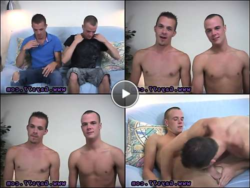 straight gay cock video